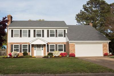 Virginia Beach Single Family Home New Listing: 2204 Kendall St