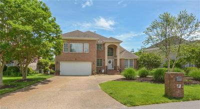 Virginia Beach Single Family Home New Listing: 608 Christine Dr