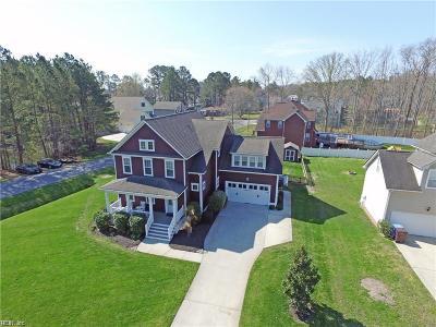 Chesapeake Single Family Home New Listing: 1901 Orangewood Rd