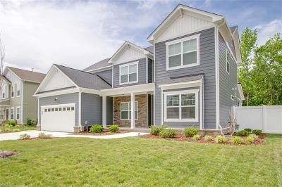 Chesapeake Single Family Home New Listing: 300 Wisdom Path