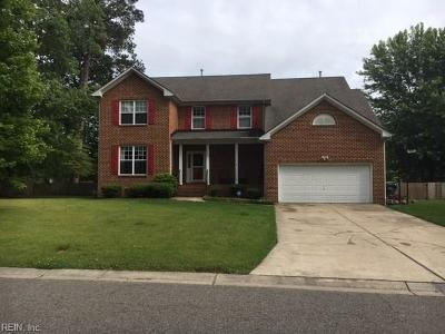 Suffolk Single Family Home New Listing: 8780 Adams Dr