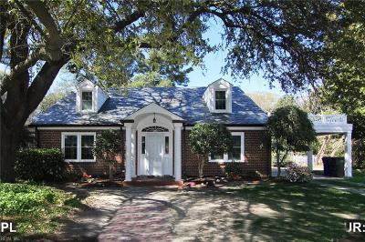 Norfolk Single Family Home New Listing: 108 Belvedere Rd W