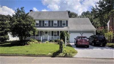 Chesapeake Single Family Home New Listing: 429 Granada Dr