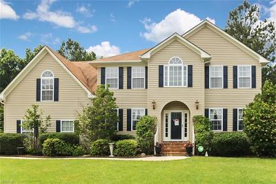 Chesapeake Single Family Home New Listing: 625 Helen Ave