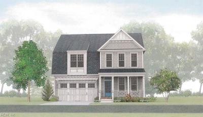 Virginia Beach Single Family Home New Listing: 727 10th St