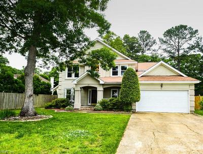 Hampton Single Family Home New Listing: 27 Gunter Ct