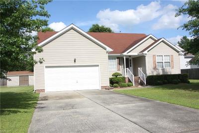 Suffolk Single Family Home New Listing: 4588 Schooner Blvd