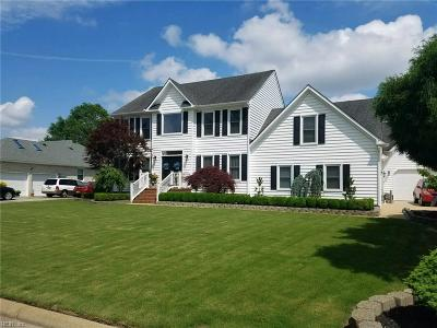 Chesapeake Single Family Home New Listing: 4009 Middleburg Ln