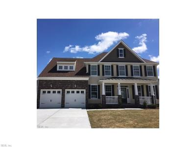 Chesapeake Single Family Home Under Contract: 708 Angelwing Dr