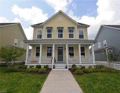 Chesapeake Single Family Home New Listing: 3356 Conservancy Dr