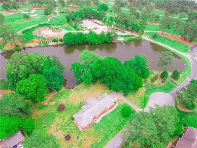 Suffolk Single Family Home New Listing: 8052 Clubhouse Dr