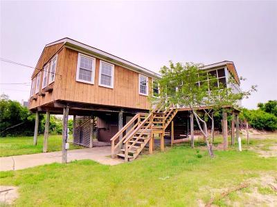 Sandbridge Beach Single Family Home Under Contract: 2448 Sandpiper Rd
