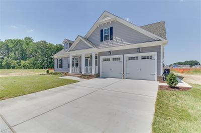 Chesapeake Single Family Home New Listing: Mm Kentland At Fieldstone