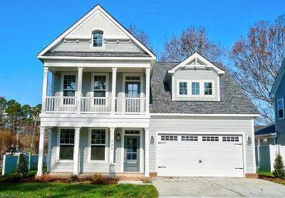 Virginia Beach Single Family Home New Listing: 733 10th St