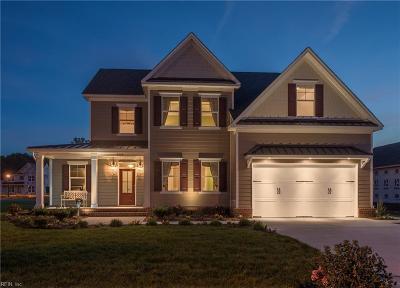 Chesapeake Single Family Home New Listing: Mm Burrus At Fieldstone