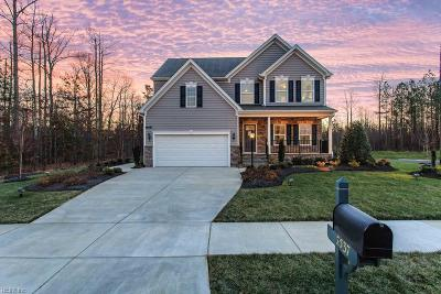 Newport News Single Family Home Under Contract: 334 Windemere Rd