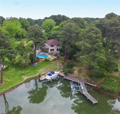 Virginia Beach Single Family Home New Listing: 2031 Ridge End Rd
