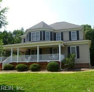 Williamsburg Single Family Home New Listing: 8400 Oldham Ct