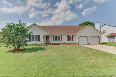 Virginia Beach VA Single Family Home New Listing: $345,000
