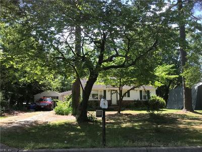 Williamsburg Single Family Home New Listing: 107 Palace Ln