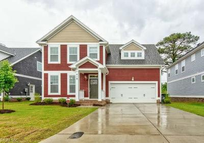 Suffolk Single Family Home New Listing: 418 Terrywood Dr