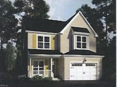 Chesapeake Single Family Home New Listing: 3213 Hector Ln