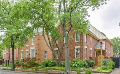 Norfolk Single Family Home New Listing: 613 Mowbray Arch
