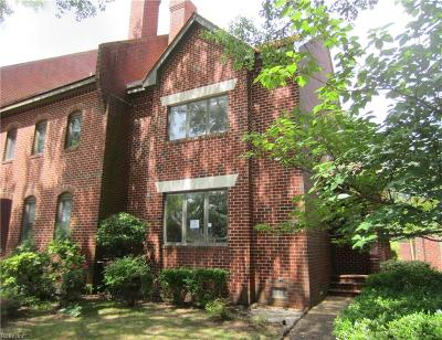 Norfolk Single Family Home New Listing: 1229 Llewellyn Ave