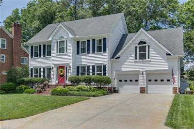 Chesapeake Single Family Home New Listing: 917 Keeling Dr