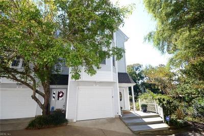 Virginia Beach Single Family Home New Listing: 805 Baltic Walk