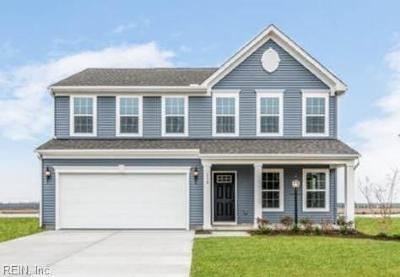 Newport News Single Family Home New Listing: Mm Ven Starling Cir