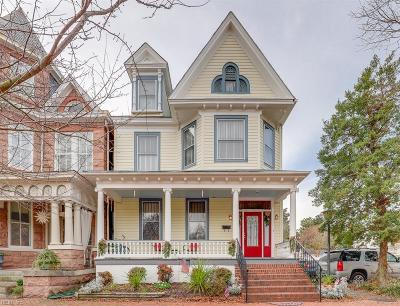 Portsmouth Single Family Home New Listing: 366 Court St
