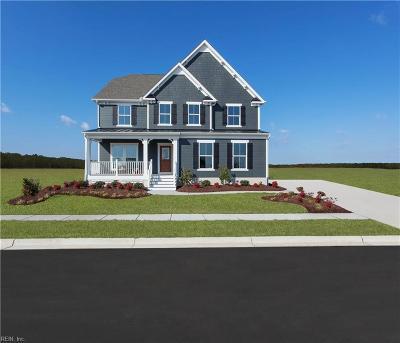 Newport News Single Family Home New Listing: Mm R Starling Cir