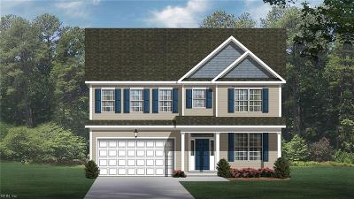 Suffolk Single Family Home Under Contract: 4059 Ravine Gap Dr