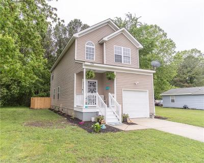 Suffolk Single Family Home New Listing: 131 Charlotte Ave