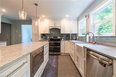 Virginia Beach Single Family Home New Listing: 1200 Egret Pt