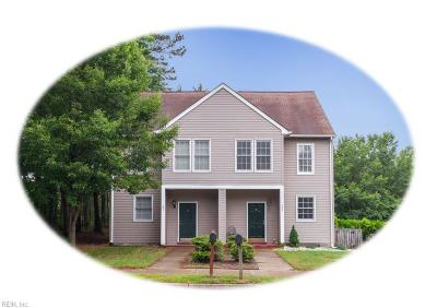 Williamsburg Single Family Home New Listing: 103 Parchment Blvd