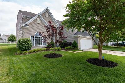 Virginia Beach Single Family Home New Listing: 2532 Seven Kings Rd