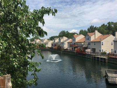 Virginia Beach Single Family Home New Listing: 5516 Fountain Ct