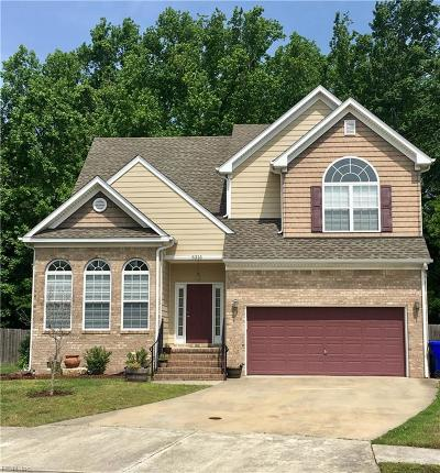 Suffolk Single Family Home New Listing: 6316 Orchard Cove Ct