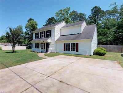 Williamsburg Single Family Home New Listing: 610 Queens Creek Rd