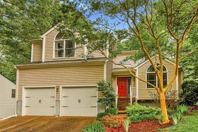 Williamsburg Single Family Home New Listing: 204 Cobble Stone