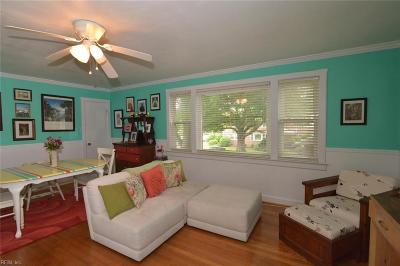Virginia Beach VA Single Family Home New Listing: $245,500