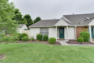 Western Branch Single Family Home For Sale: 4605 Olde Stone Way