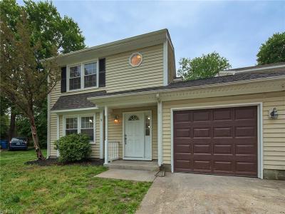 Chesapeake Single Family Home New Listing: 9 Romsey Cir