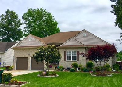 Suffolk Single Family Home New Listing: 111 Elm Tree Ct