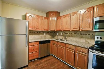 Hampton Single Family Home New Listing: 307 Duluth Ct