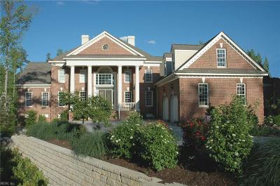 Williamsburg Single Family Home New Listing: 120 Castel Pines