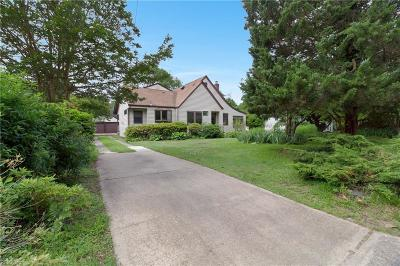 Norfolk Single Family Home New Listing: 139 Sir Oliver Rd