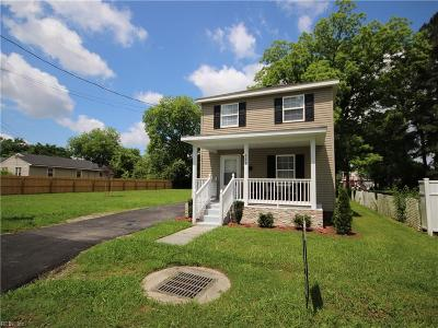 Suffolk Single Family Home New Listing: 523 County St